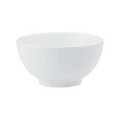Tigela Bowl Porcelana Branca